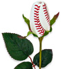 Vertical baseball rose
