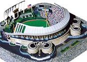 Kansas City Royals replica ballpark