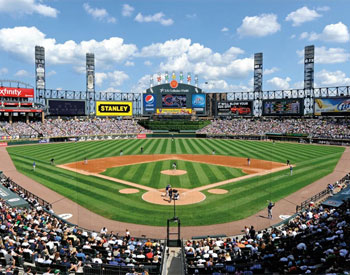 $25.00, U.S. Cellular Field Wall Mural Part 51