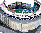 Replica of Yankee Stadium