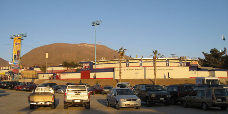 Calimax Stadium - Tijuana, Mexico