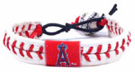 LA Angels baseball wristband