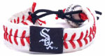 Chicago White Sox baseball bracelet