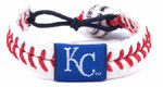 Kansas City Royals baseball wristband