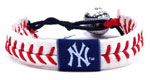 New York Yankees baseball wristband