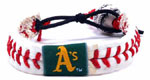 Baseball seam wristbands