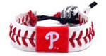 Philadelphia Phillies baseball wristband