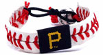 Pittsburgh Pirates baseball wristband